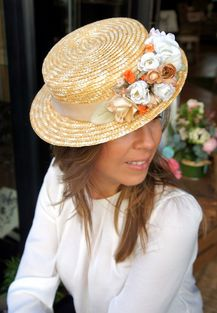 канотье шляпа